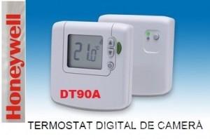 poza Termostat electronic Honeywell DT90