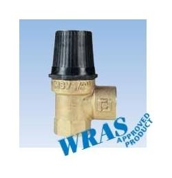 poza Supapa de siguranta compacta MSV 1/2 - 6 bari