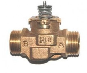 poza Ventil de zona cu 2 cai on/off Honeywell AH1000/U 3/4''