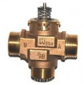 poza Ventil de zona cu 3 cai on/off Honeywell MG6000/U 3/4''