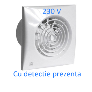 poza Ventilatoare baie Soler & Palau SILENT-100CDZ - Φ100 - 95 m3/h