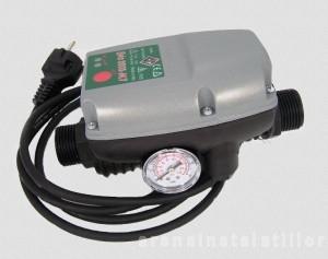 poza Presostat electronic cu manometru Brio 2000 MT cablat