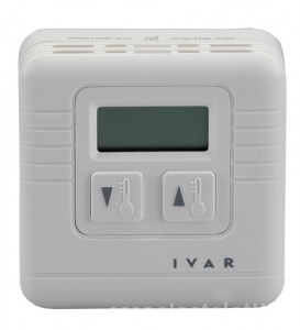 poza Termostat on/off IVAR AC701