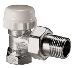 poza Robinet radiator termostatabil IVAR VS 2102 - 1/2