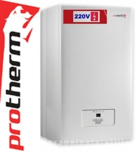 poza Centrala termica electrica PROTHERM RAY 6 kw