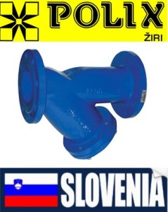 poza FILTRU Y FONTA POLIX CU FLANSE PN16 DN 25