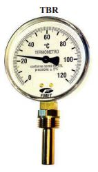 poza Termometru radial FIMET TBR80-50 0...120 grC