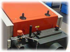 Poza entrale termice pe lemne cu gazeificare Atmos DC18S - circuit de incalzire