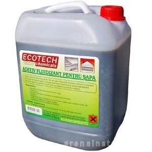 poza Aditiv pentru sapa ECOTECH bidon 10kg