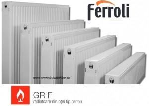 poza Radiatoare din otel Ferroli GrF 22x900x400 - 1215 W