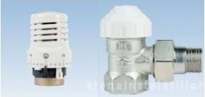 poza Set robinet tur cu cap termostatat WATTS SP3 1/2''