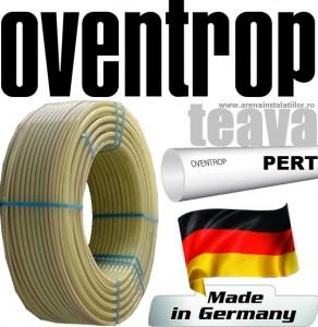 poza Teava PERT cu bariera de oxigen OVENTROP - Copert 16x2 - 240 ml