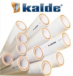 poza Teava PPR cu insertie de fibra compozita KALDE PN20 20 mm
