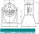 Ventilator tip axial mobil SolerPalau PBB/4-630/32