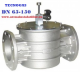Electroventil de gaz TECNOGAS M16/RM N.A DN 100