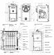Centrala termica pe lemne Viadrus U22D6 - 30 KW model NOU