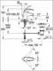 Dimensiuni baterie lavoar GROHE EUROSMART