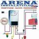 Montaj centrala termica de apartament - taxa ISCIR INCLUSA