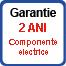 Garantie 2 ani componente electrice